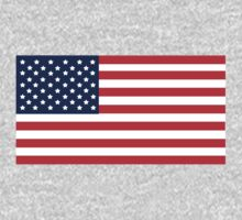 Flag of the United States of America by rjburke24
