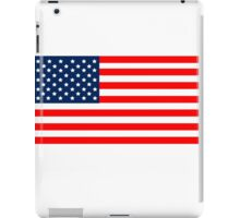 Flag of the United States of America iPad Case/Skin