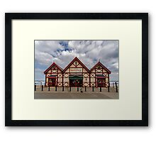 Saltburn Framed Print
