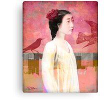 Velvet Sky Canvas Print
