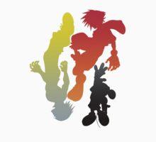 Kingdom Hearts Dream Drop Distance by charliissocool