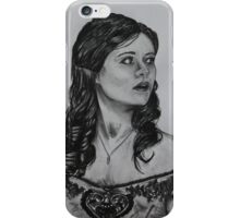 Belle - OUAT iPhone Case/Skin