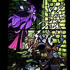 Maleficent - Sleeping Beauty by HeloiseDiez