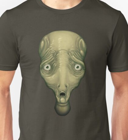 Shocked Alien T-Shirt