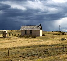 Stormy Sky on the Plains by GregorDyer