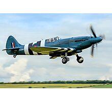 The Sleekest Spitfire? Photographic Print