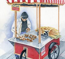 Turkish Fast Food by Marsha Elliott