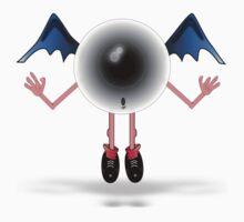 Flying Eye One Piece - Short Sleeve