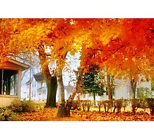 October in the Heartland Photographic Print