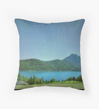 Interlaken, Austria  Throw Pillow