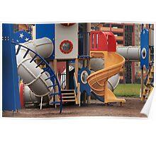 playground spaceport Poster