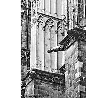 Gargoyle Photographic Print