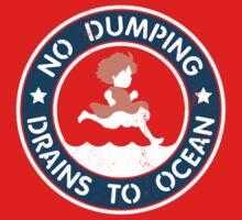 Seaside Signage Kids Tee