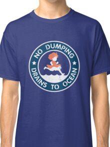 Seaside Signage Classic T-Shirt