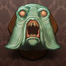 Swamp Alien by Lloyd Harvey