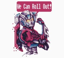 Arcee - We can Roll OUT! by Penelope Barbalios