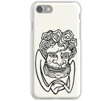 Creepy Uncle Merchandise iPhone Case/Skin