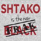 Shtako is the New Frak - Defiance & Battlestar Slang - Science Fiction Geek Speak - Parody of New Black by traciv