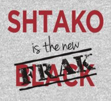 Shtako is the New Frak - Defiance & Battlestar Slang - Science Fiction Geek Speak - Parody of New Black by traciv