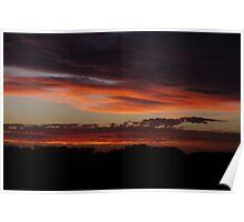 Sunrise at Munglinup, WA Poster