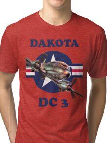 Douglas DC3 Dakota Tee Shirt Tri-blend T-Shirt