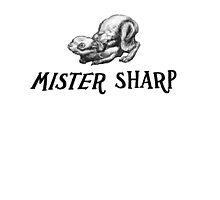 Mister Sharp by limetastic