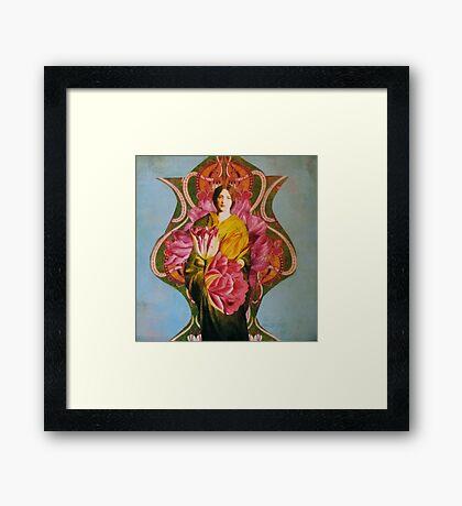 Angel For Dad Framed Print