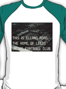 Leeds United Football Club T-Shirt