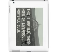 Liverpool Football Club iPad Case/Skin