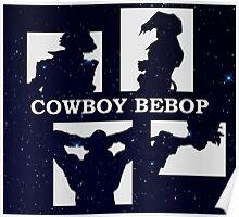 Cowboy Bebop | Stars Poster