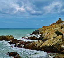 South Korean Cliff by Fike2308