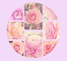 Pink Flowers Collection by afeimages