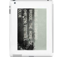 Chelsea Football Club iPad Case/Skin