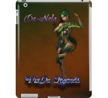 Da-Nala VuDu Legends iPad Case/Skin