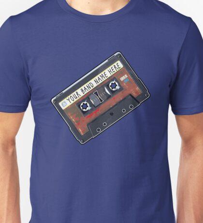 Demo Tape (CUSTOMISABLE!) Unisex T-Shirt