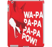 What does the fox say iPad Case/Skin