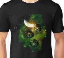 three cosmic kittens Unisex T-Shirt