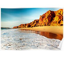 Colours of Cape Leveque Poster