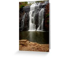 Mackenzie Falls Greeting Card