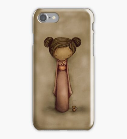 Kokeshi iPhone Case/Skin