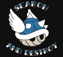 Search and Destroy Kids Clothes