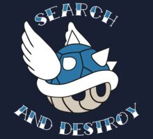 Search and Destroy by FANATEE