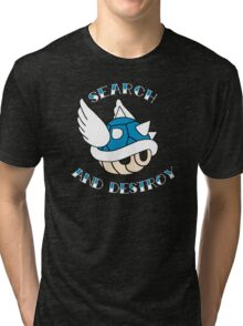 Search and Destroy Tri-blend T-Shirt