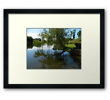 COUNTRY CHARM   ^ Framed Print
