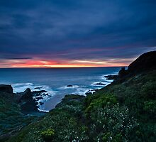 Cape Schanck by Benjamin Watson Photography