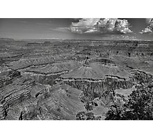 Grand Canyon Study 2  Photographic Print