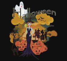 Halloween is here by Dulcina