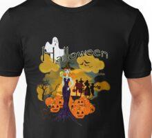 Halloween is here Unisex T-Shirt