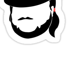 Fedorable Sticker