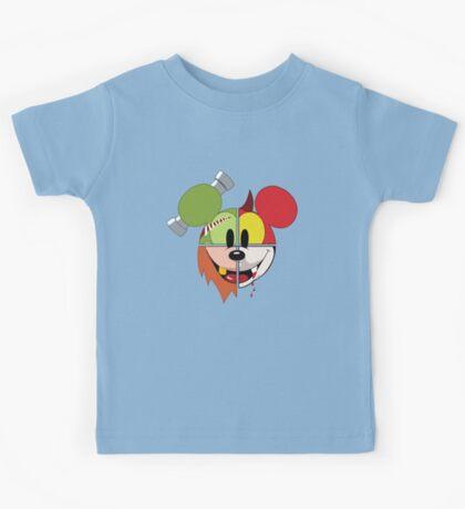 Mickey's Costumes Kids Tee